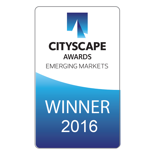 Cityscape Residential Global Award