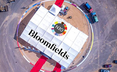 Tatweer Misr with Global Entrepreneurship Network break ground for the first GEN Entrepreneurship and Innovation Hub in MENA Region at Bloomfields' university campus