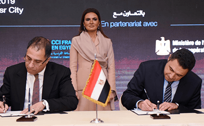 Tatweer Misr signs MOU with Schneider Electric to unlock new levels of Building Value