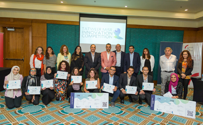 Tatweer Misr Announces the Winners of Its Second Annual Innovation Award