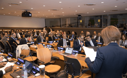 "Founding Partner Tatweer Misr celebrates, at the United Nations, the realization of the UN latest resolution designating June 27 as ""Micro-, Small and Medium-Sized Enterprises Day"""