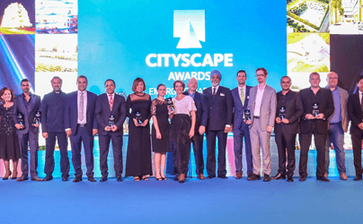 Cityscape Global awards Tatweer Misr 's flagship Development IL Monte Galala – Sokhna  as the best Residential Low Rise Future project in all the emerging markets