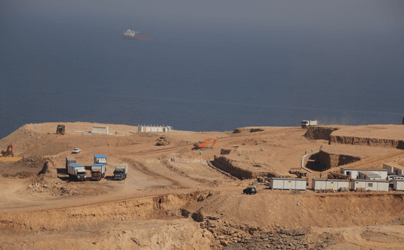Phase 1 Construction Works Commence at IL Monte Galala-Sokhna More than 15 Leading Construction Companies bid for the project launched by Tatweer Misr
